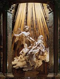 The Ecstasy of St Therea by Bernini