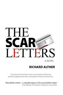 The Scar Letters cover