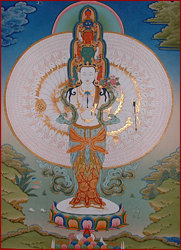 avalokiteshvara is everybody
