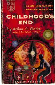 childhood's end - first cover