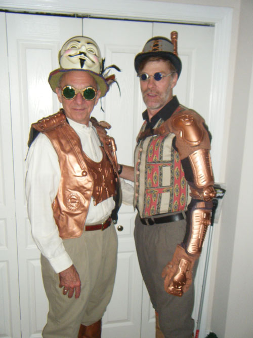 Steampunk for 2011