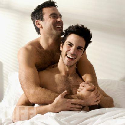 Gay sexual activity
